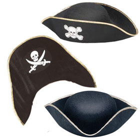 Cheap Pirate Hats