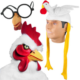 Chicken Masks