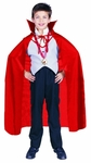 "Child 36"" Red Nylon Cape"