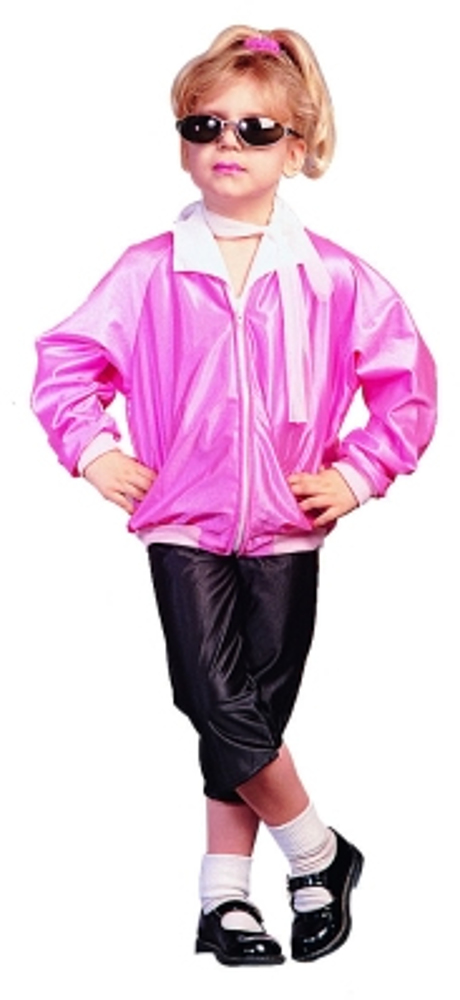 Child 50's Pink Lady Costume