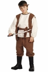 Child Buccaneer Boy Costume