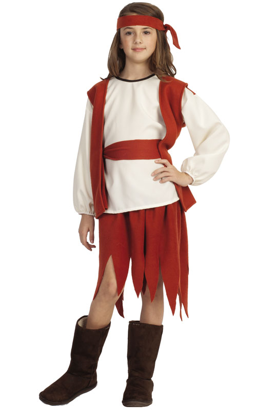 Child Buccannergirl Costume