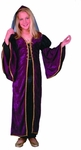 Child Burgundy Velvet Juliet Costume