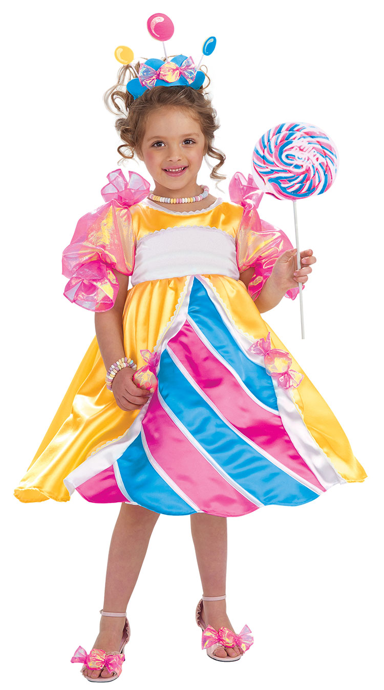 Child Candy Princess Costume