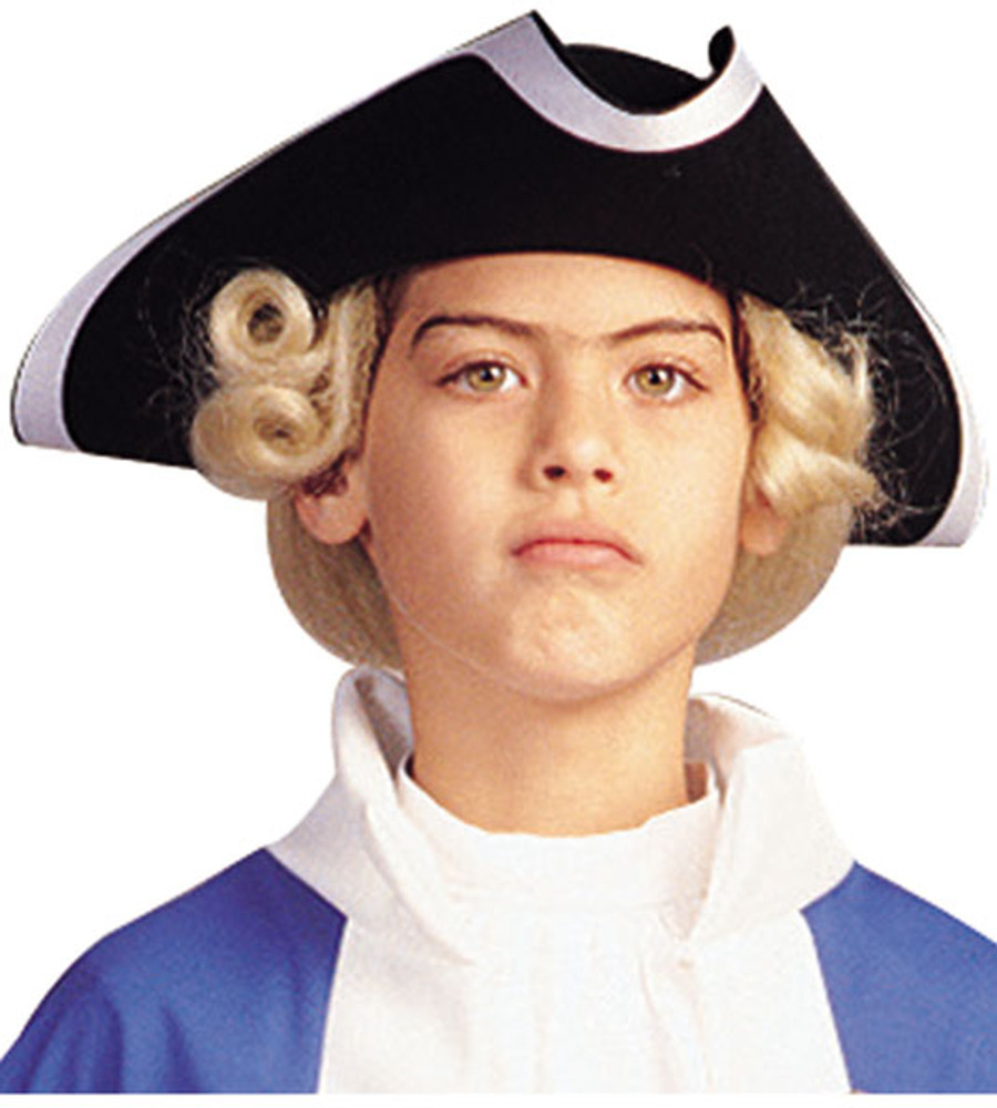 Child Colonial Tricorn Hat