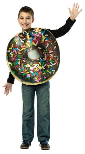 Child Doughnut Costume