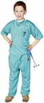 Child E.R. Doctor Costume
