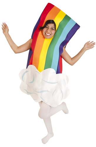 Child Rainbow Costume