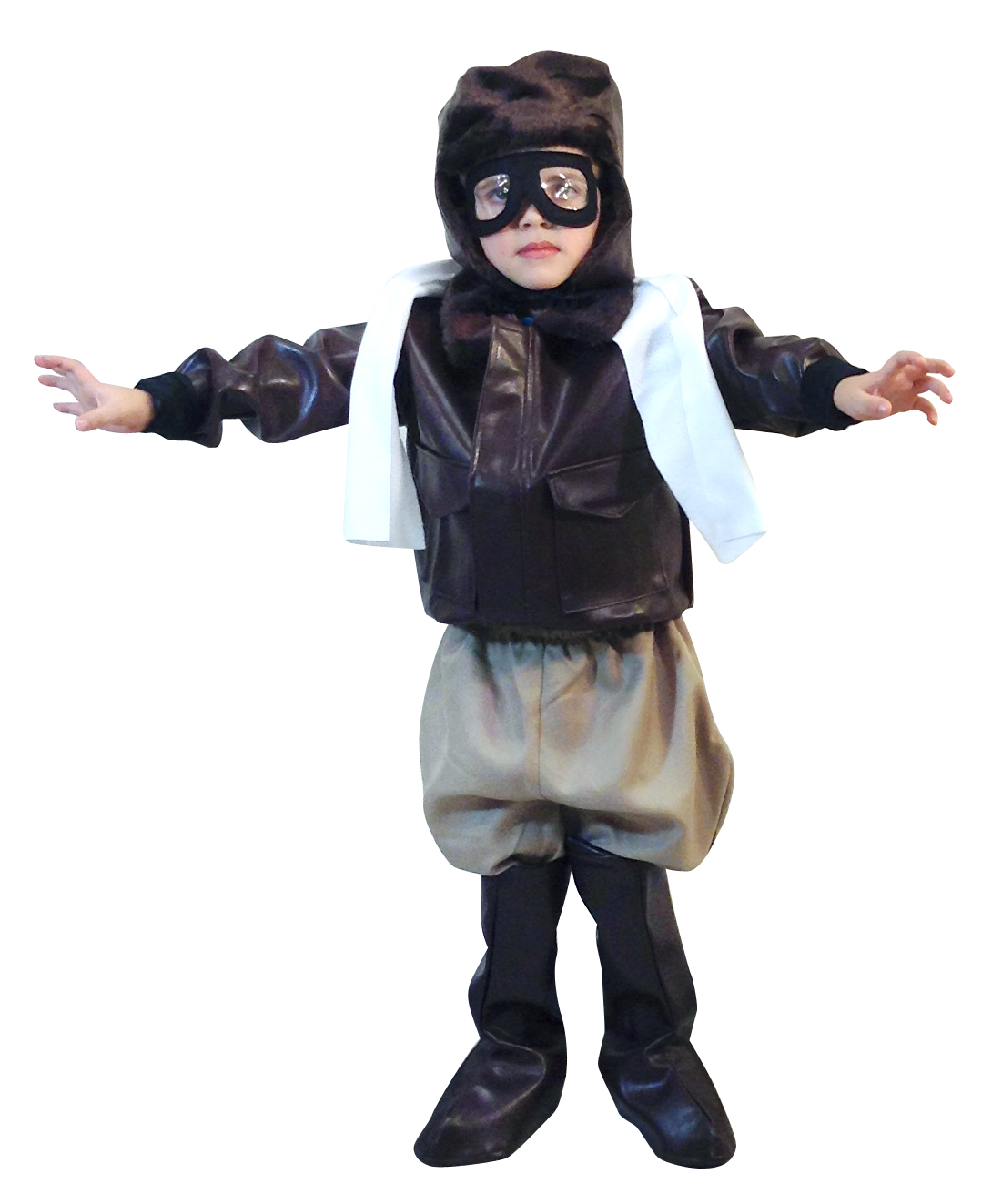 Child's Aviator Costume