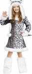 Child Snow Leopard Costume