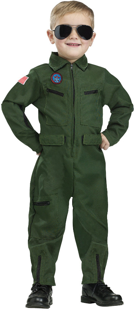 Child Topgun Aviator Costume