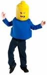 Child Toy Block Man Costume