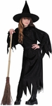 Child Velvet Witch Costume