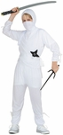 Child White Ninja Costume