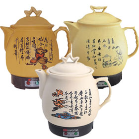 Chinese Herbal Medicine Cookers