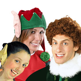 Christmas Elf Costume Accessories