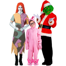 Christmas Movie Costumes