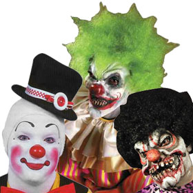 Clown Costume Makeup Kits