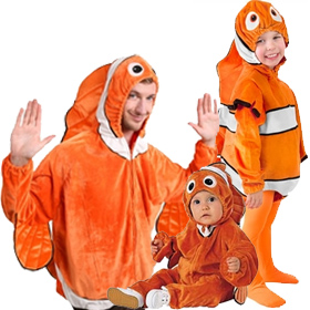 Clown Fish Costumes
