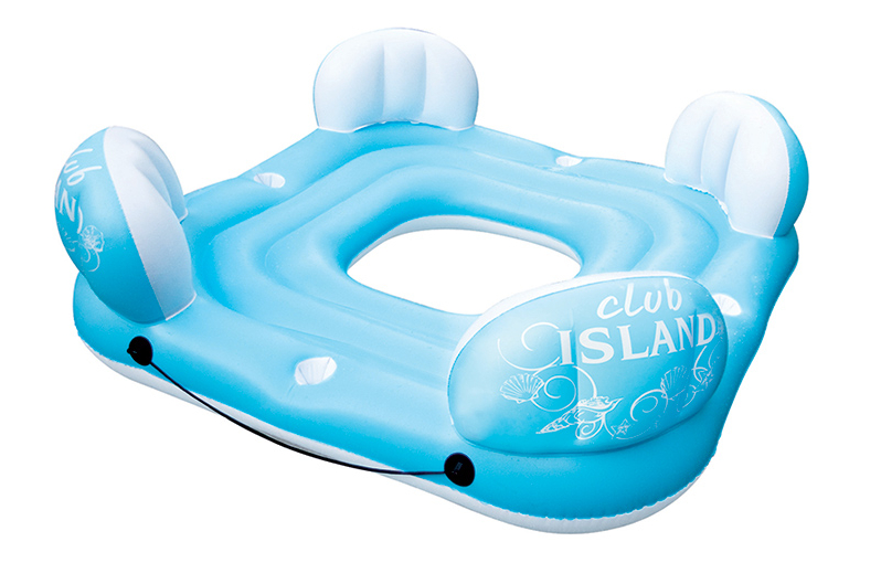 Club Island Multi Person Lounger