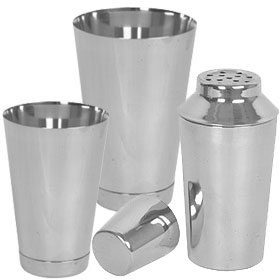 Cocktail Shakers & Mixers