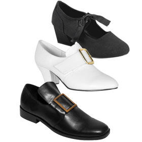 Colonial Costume Shoes