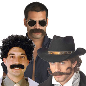 Costume Moustaches