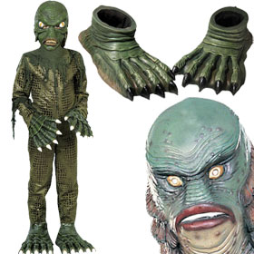 Creature from the Black Lagoon Costumes