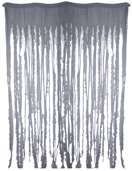 Creepy Cloth Halloween Curtain