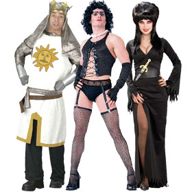 Cult Movie Costumes