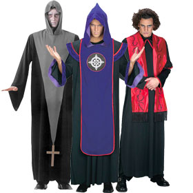 Dark Priest Costumes