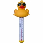 Derby Duck Floating Pool Thermometer