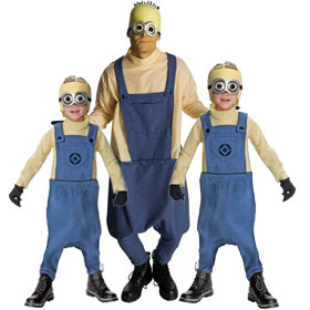 Despicable Me Minion Dave Costumes