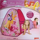 Disney Princess Hide About Play Tent and Tunnel