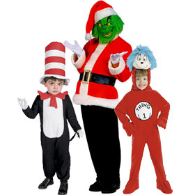 Dr Seuss Costumes