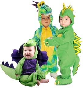 Dragon Costumes