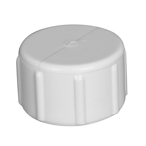 Hydroflame Pro Series Tub Box: Drain Cap For All SFS Skimmer Canisters 078-110254