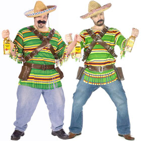 Drunk Mexican Costumes