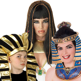 Egyptian Costume Accessories