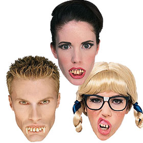 Fake Costume Teeth