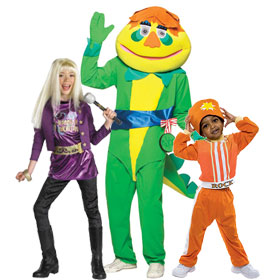 Family TV Costumes