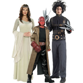 Fantasy Movie Costumes
