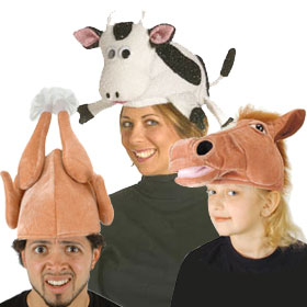 Farm Animal Hats