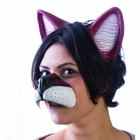 Fox Nose & Ear Set