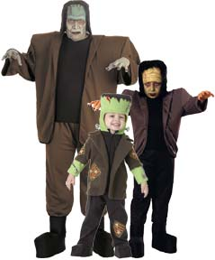 Frankenstein Costumes