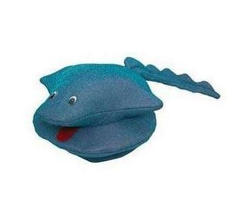 Friendly Stingray Costume Hat