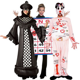 Funny Game Costumes