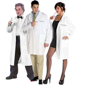 Funny Gynecologist Costumes