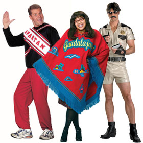 Funny TV Costumes