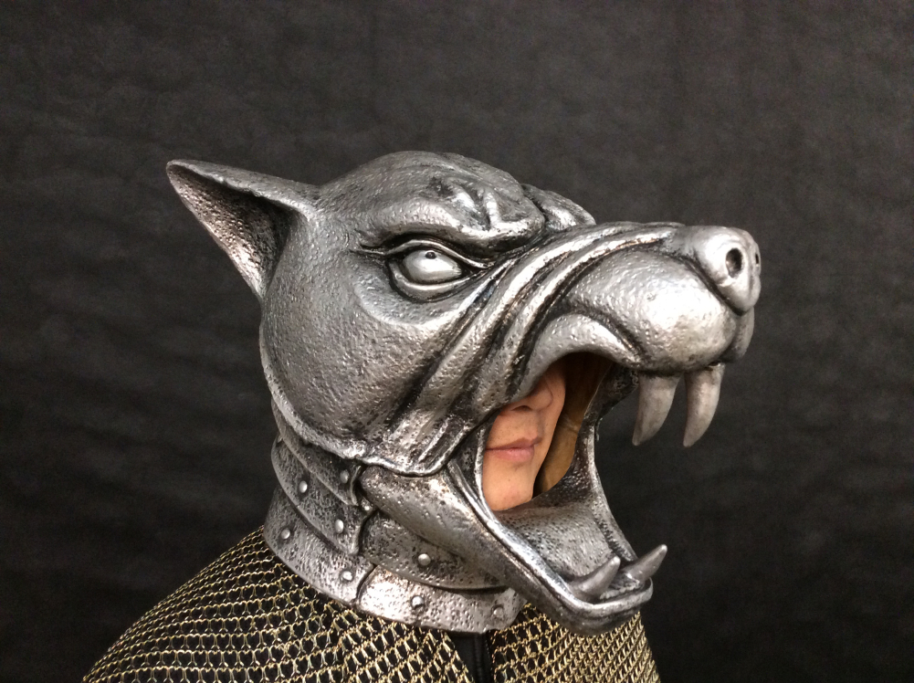 Game of Thrones The Hound Mask